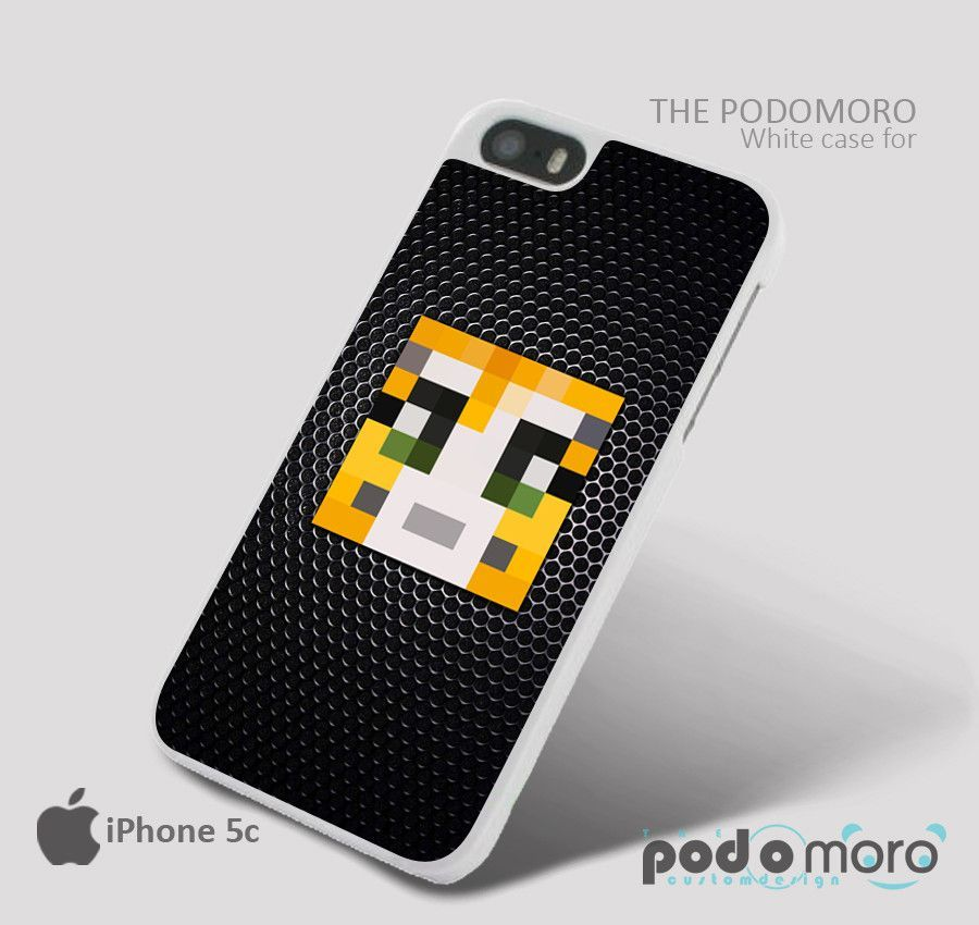 Minecraft Stampy Cat for iPhone 4/4S, iPhone 5/5S, iPhone 5c, iPhone 6, iPhone 6 Plus, iPod 4, iPod 5, Samsung Galaxy S3, Galaxy S4, Galaxy S5, Galaxy S6, Samsung Galaxy Note 3, Galaxy Note 4, Phone Case