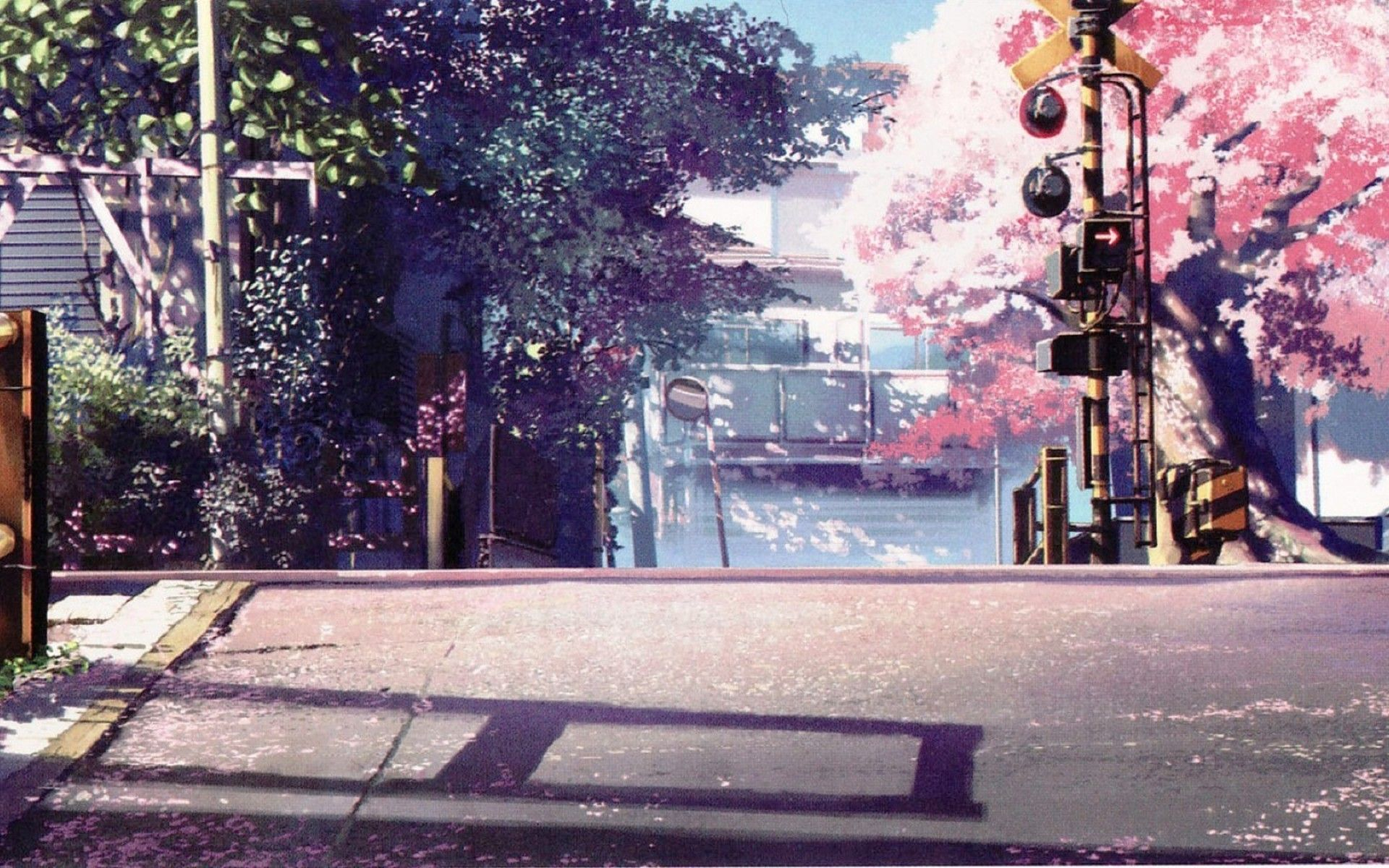 Anime 1920x1200 anime 5 centimeters per second