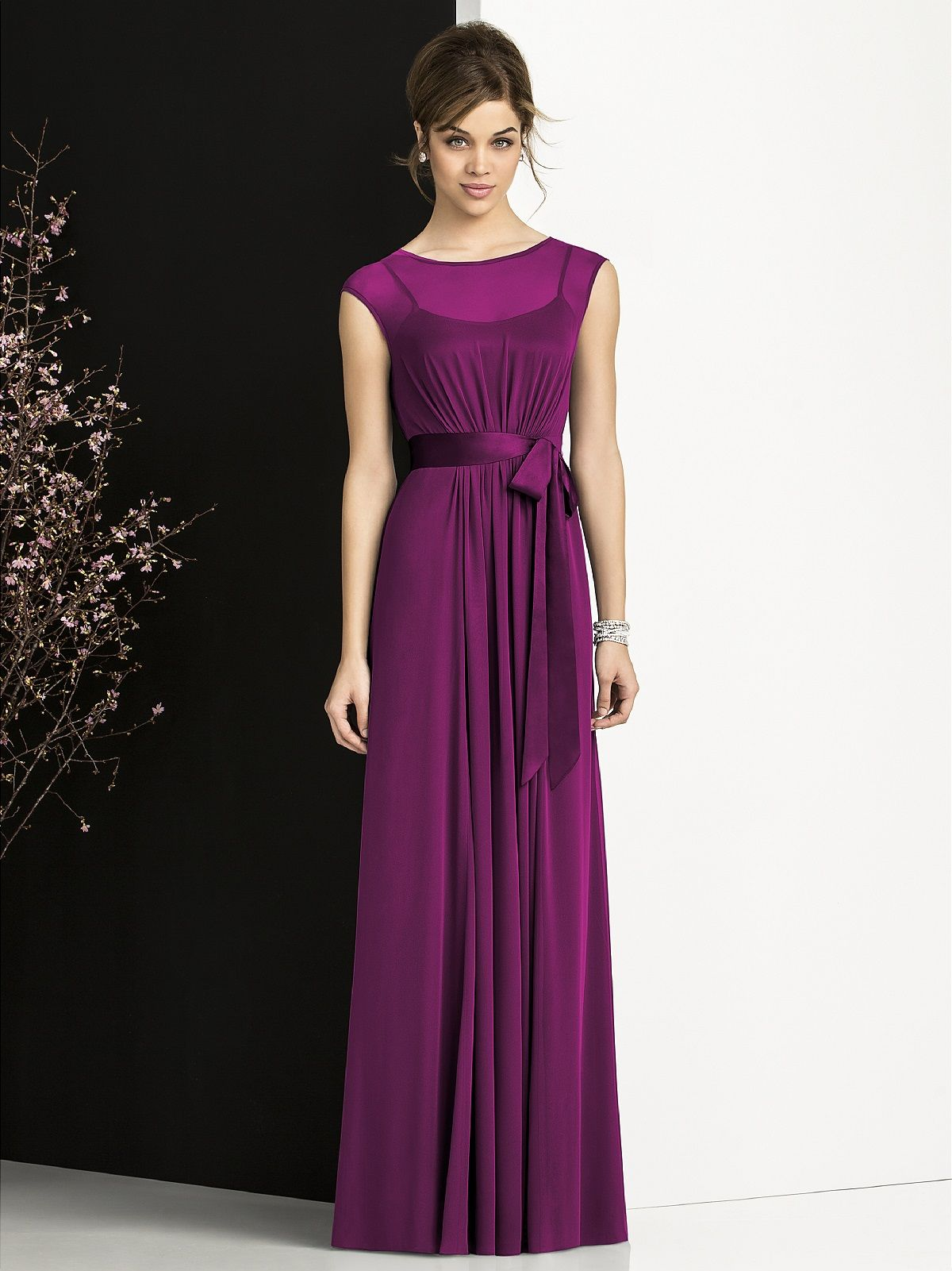 MICHAL After Six = Wild Berry | dream wedding dresses | Pinterest ...