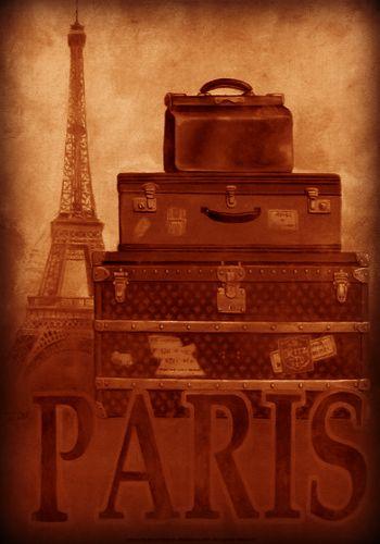 ❢Going to Paris