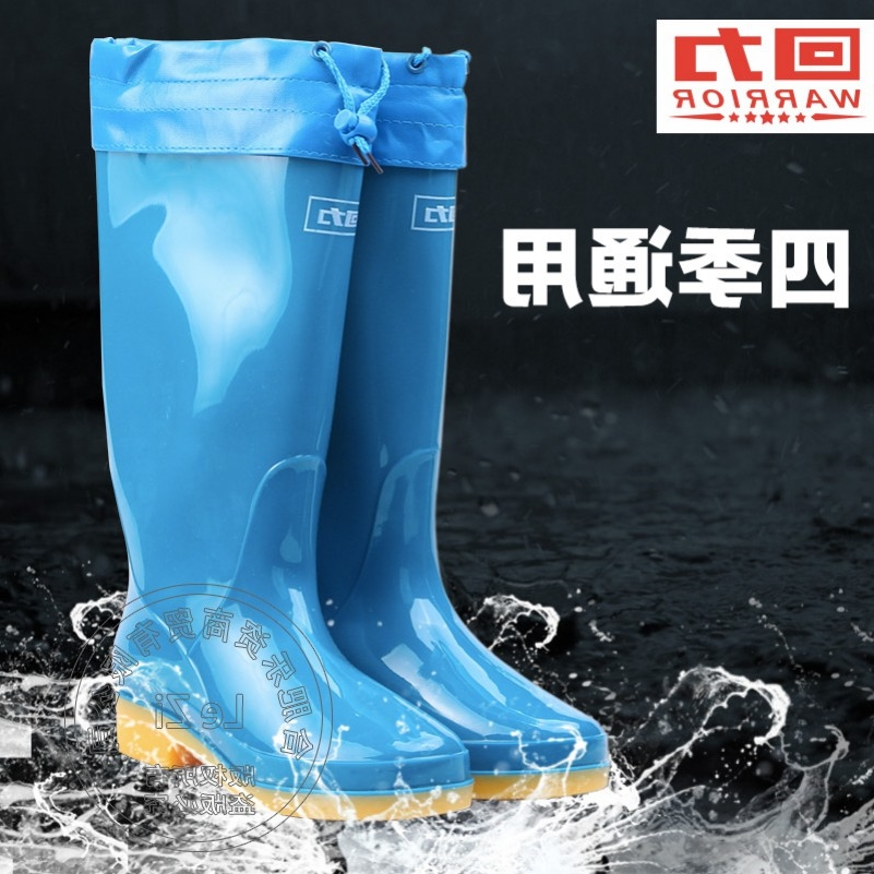 39.43$  Buy now - https://alitems.com/g/1e8d114494b01f4c715516525dc3e8/?i=5&ulp=https%3A%2F%2Fwww.aliexpress.com%2Fitem%2FNew-Arrival-Knee-High-Shoes-Woman-Galoshes-Solid-Color-Coat-Of-Paint-Anti-Slip-On-Fashion%2F32739976173.html - New Arrival Knee High Shoes Woman Galoshes Solid Color Coat Of Paint Anti Slip On Fashion Women Rubber Rain Boots Wading Simple 39.43$