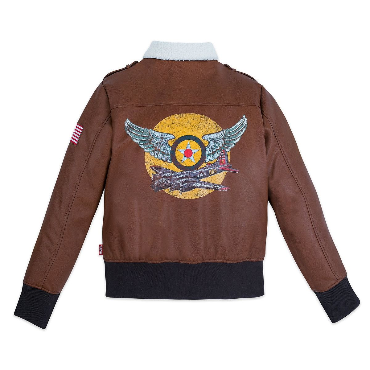 Marvel S Captain Marvel Bomber Jacket For Women Shopdisney Jackets For Women Bomber Jacket Disney Outfits [ 1200 x 1200 Pixel ]