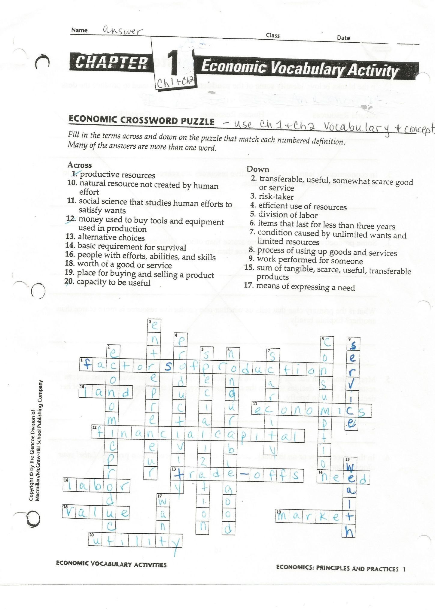 5 Linear Workplace Safety Worksheets Di