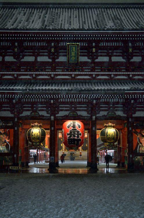 Senso Ji Temple Tokyo Japan Photography By Da Yama On Flickr Tokyo Japan Japan Travel Japan