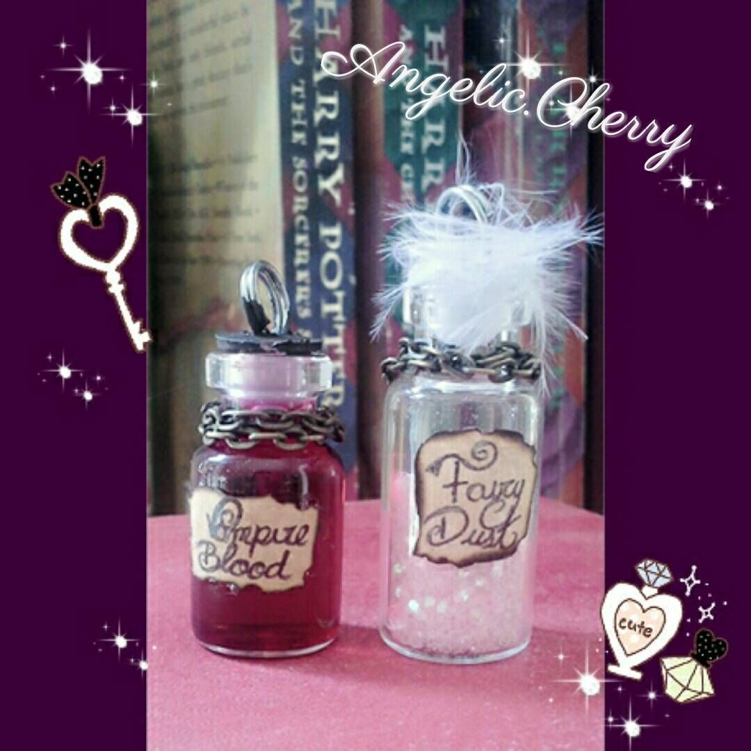 Fairy Dust and Vampire Blood  #DIY #Vampire #Fairy #LittleSpace #LittleCherry #LittleGirl #DaddyDom #DomSub #DDlg #Kawaii