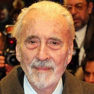 Christopher Lee - Bio, Facts, Family | Famous Birthdays