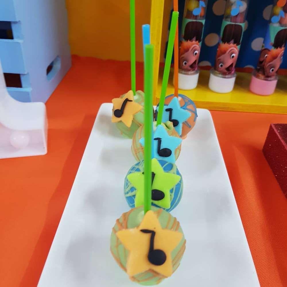 Mini Beat Power Rocket Birthday Party Ideas In 2019 Cupcake