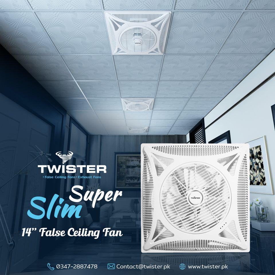 False Ceiling Fan 14 Inch False Ceiling Ceiling Fan Twister