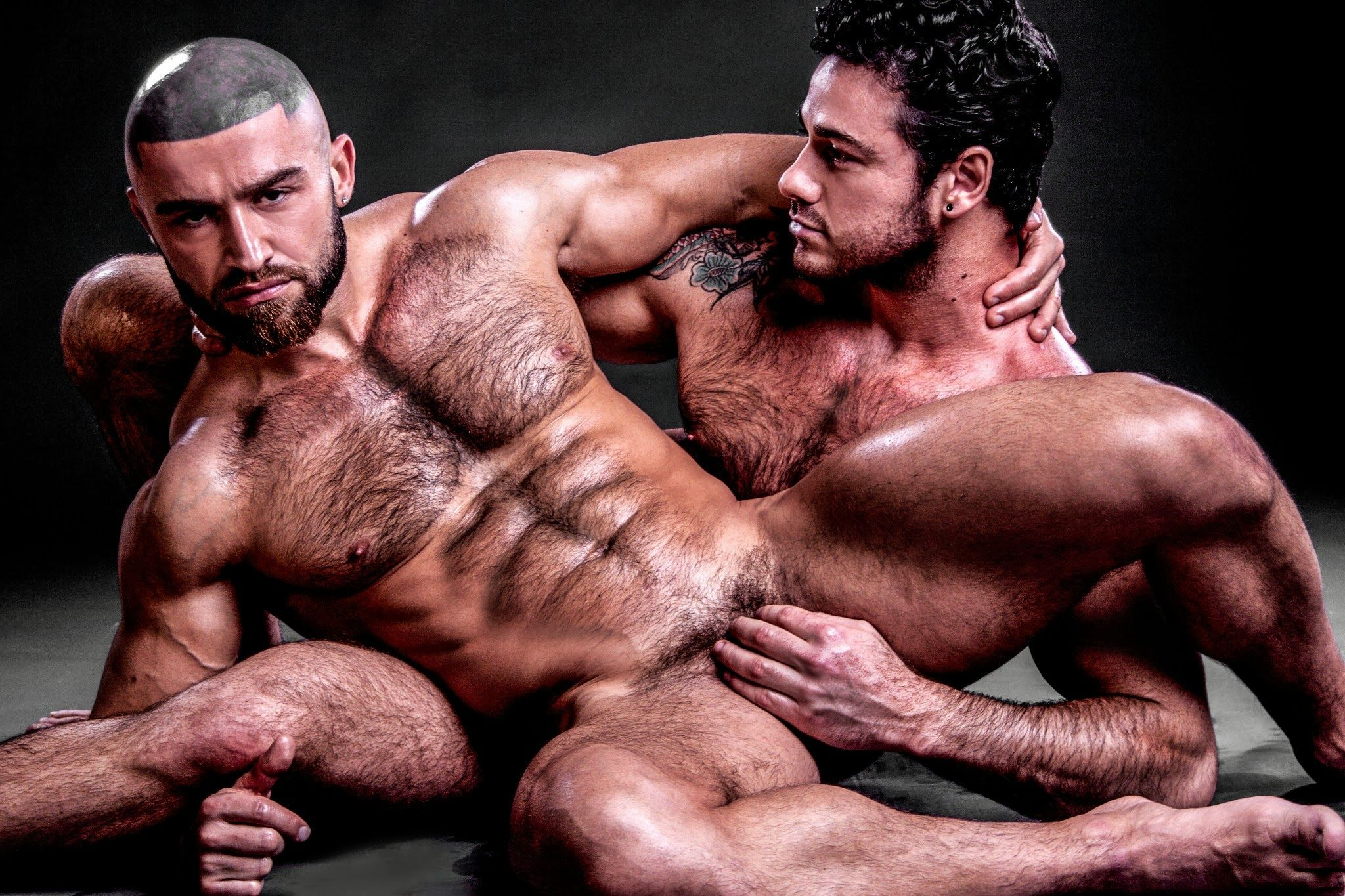 and jonathan best Francois sagat