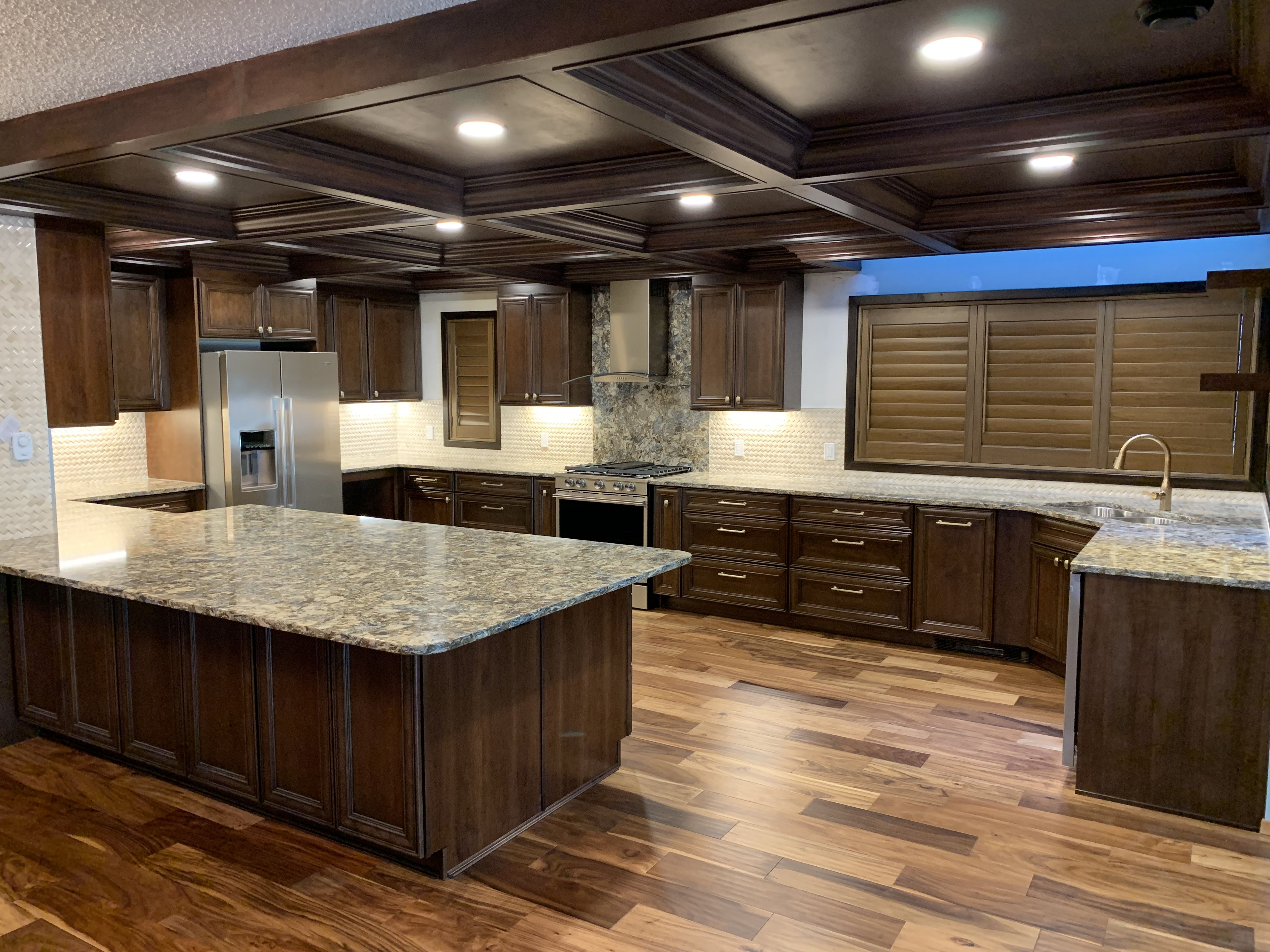 This Elegant Kitchen Designed By Vanessa From Homedepot In