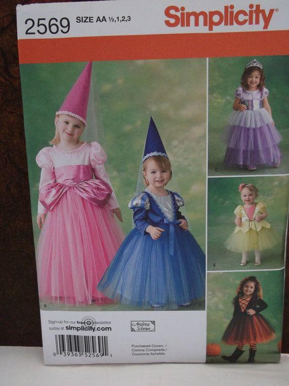 Toddler Girl\u0027s Halloween Costume Pattern by booksnnooks on Etsy - toddler girl halloween costume ideas