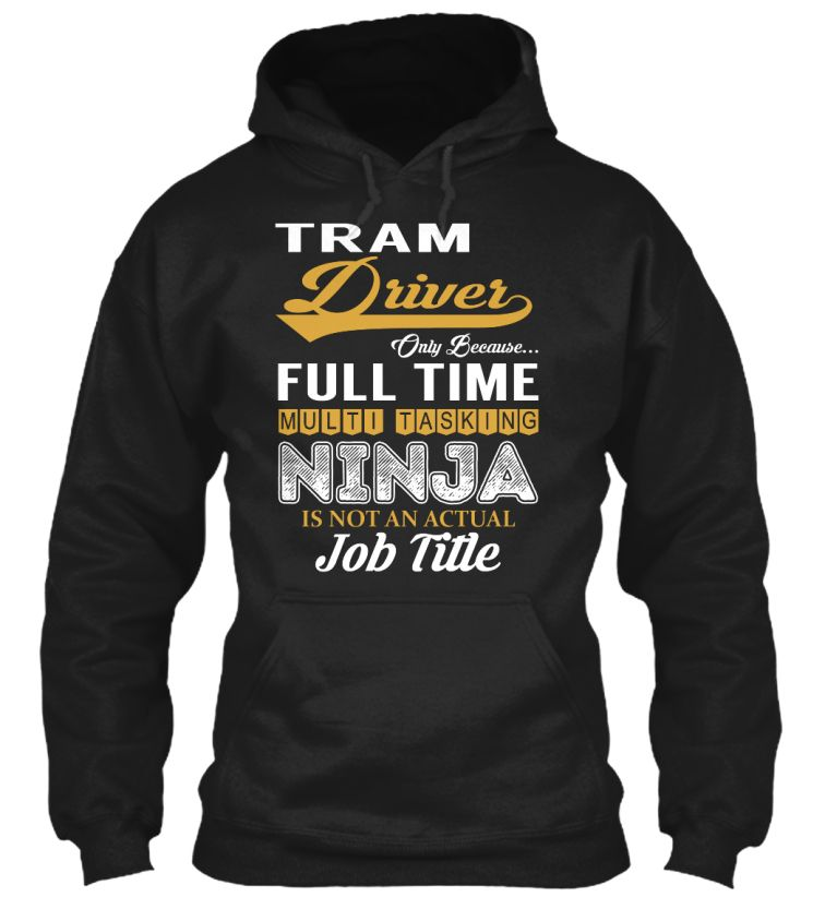 Tram Driver - NINJA #TramDriver