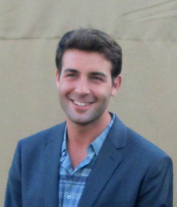 james wolk married