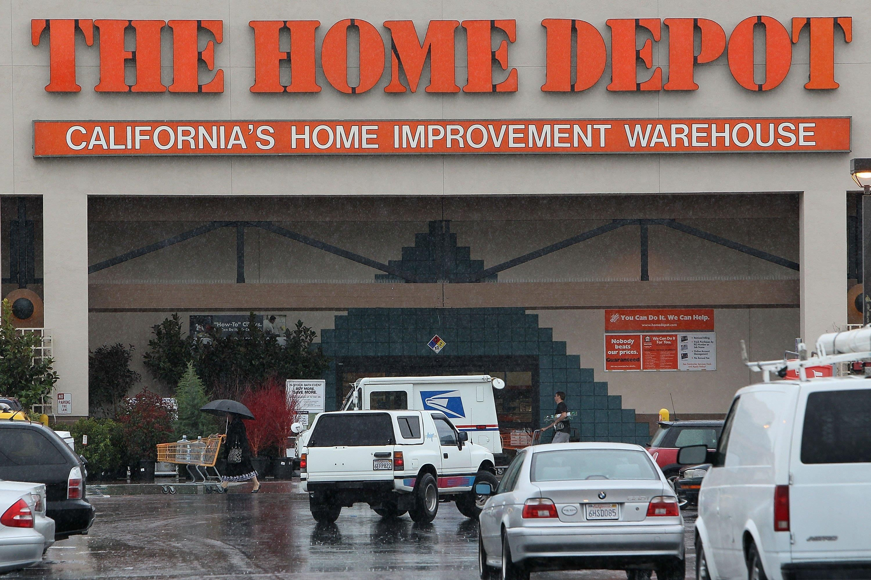 Home Depot Confirms Credit Card Data Breach Data breach