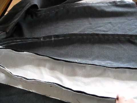 Кашемировое пальто Покроим, сошьем... и будем наслаждаться - YouTube
