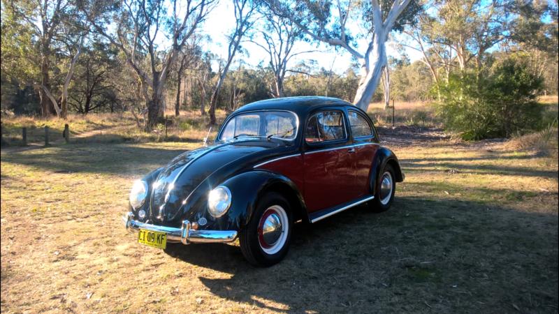 1956 VW Oval Beetle Cars, Vans & Utes Gumtree