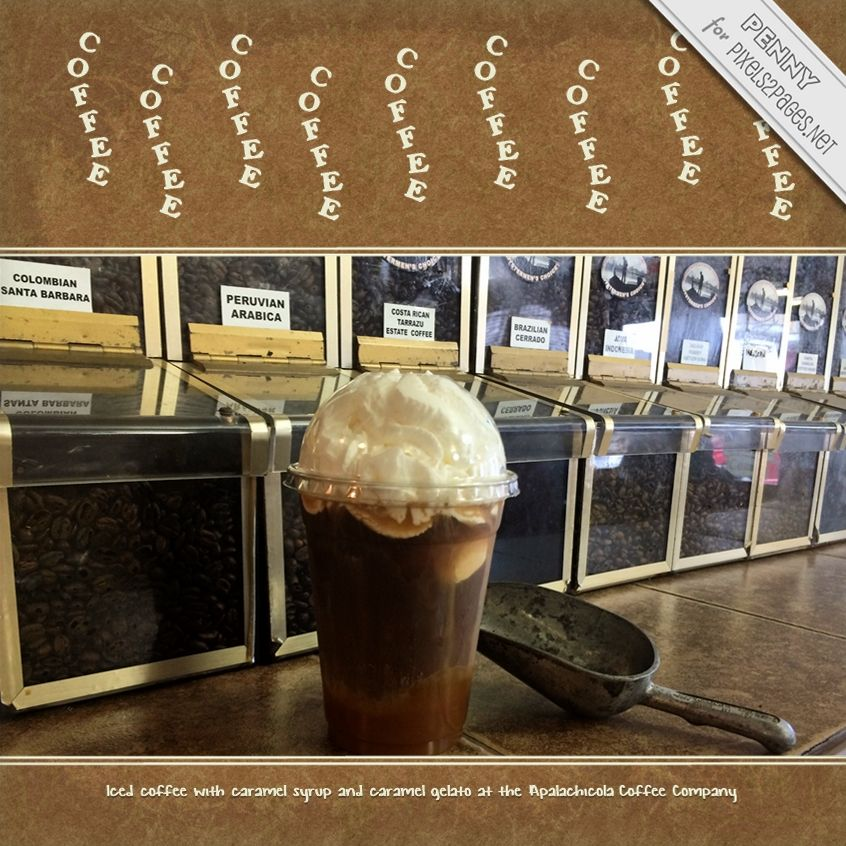 Best coffee drink I ever had (no kidding!) was from the Apalachicola - best of blueprint coffee delmar