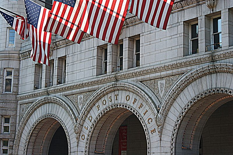 Old DC post office
