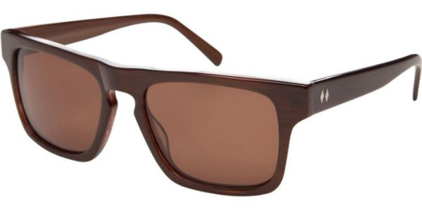 f4ebd21d858c Bushwood Sunglasses by Tres Noir- BROWN   CARAMEL