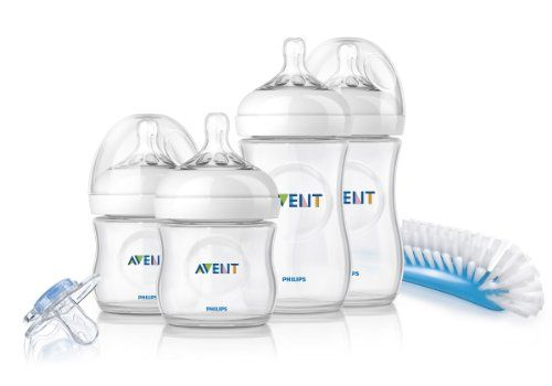 Philips AVENT Natural Newborn Starter Set SCD290 01