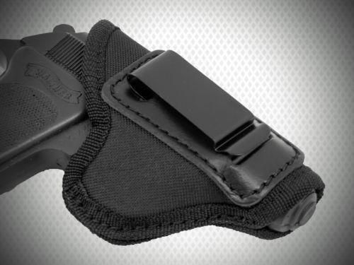 Premium Quality - Nylon - IWB/ITP - Strong Steel Clip Holster - Fits