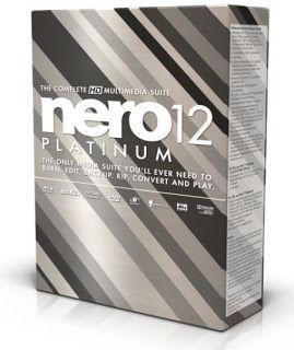 nero 12 free download for windows