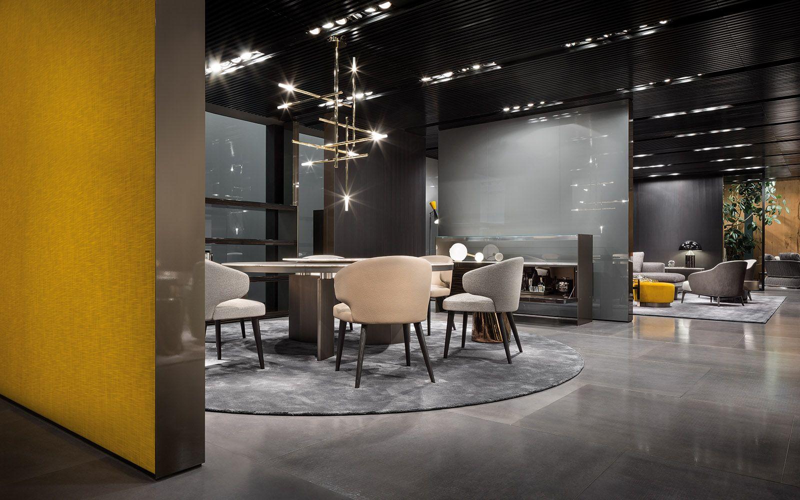 Fiera Del Mobile Colonia 2018 minotti @ imm cologne 2018 morgan marble table, aston