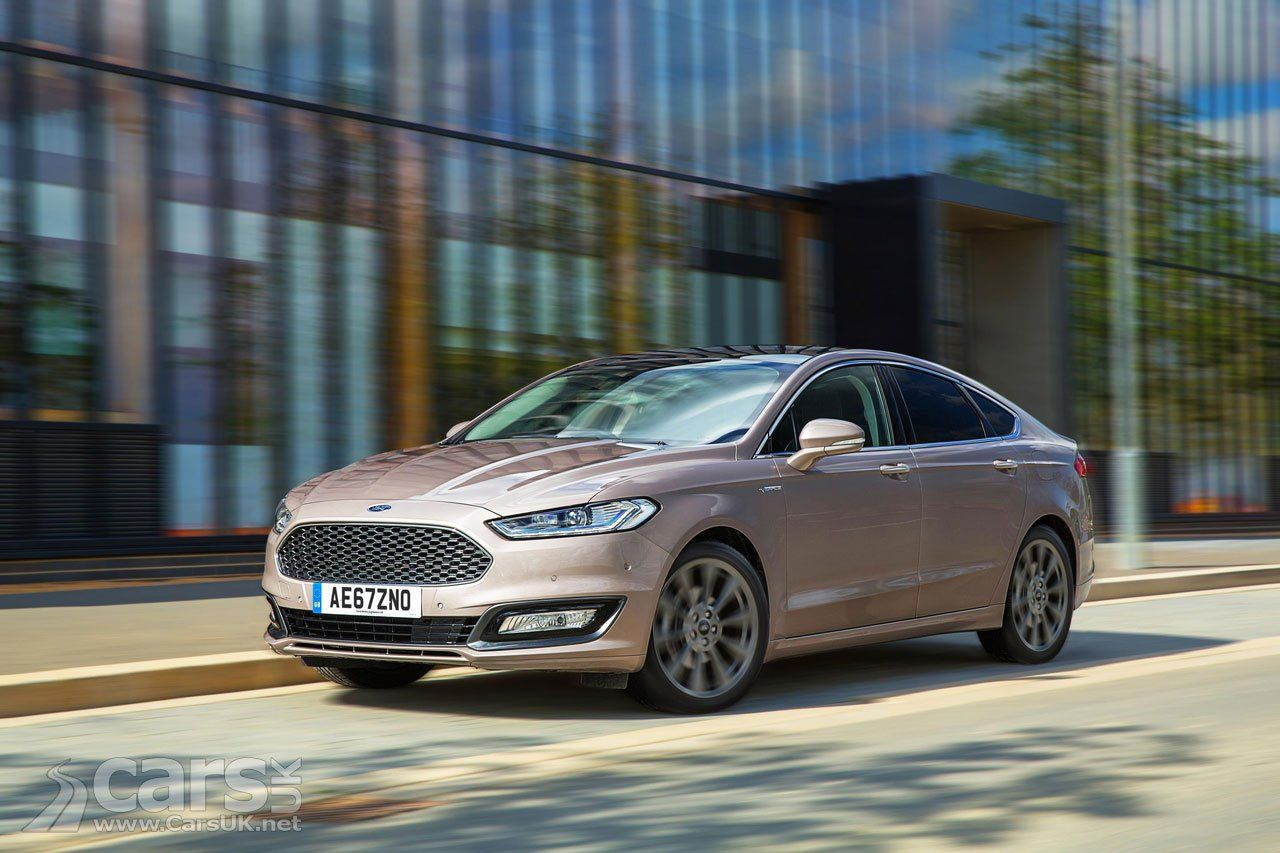 Ford Mondeo prices DOWN by up to £3,000 and a simplified