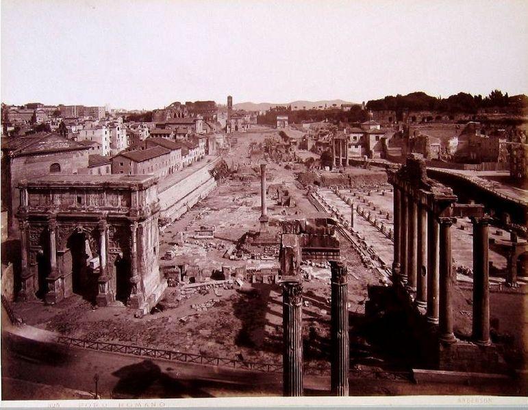 The Roman Forum (Rome)