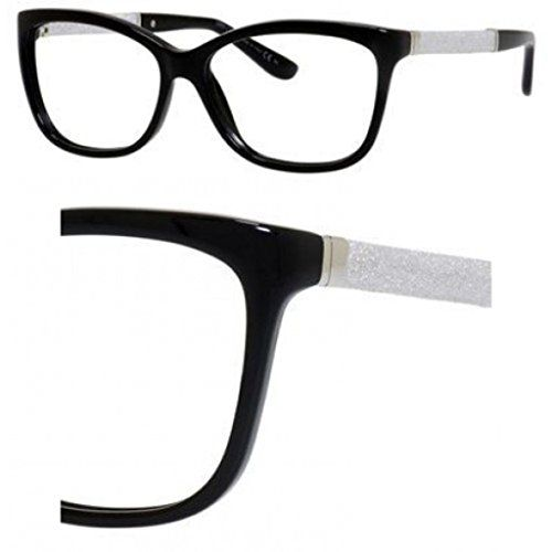 d21f5108f5b JIMMY CHOO Eyeglasses 105 0Fa3 Black 55MM Jimmy Choo http   www.amazon