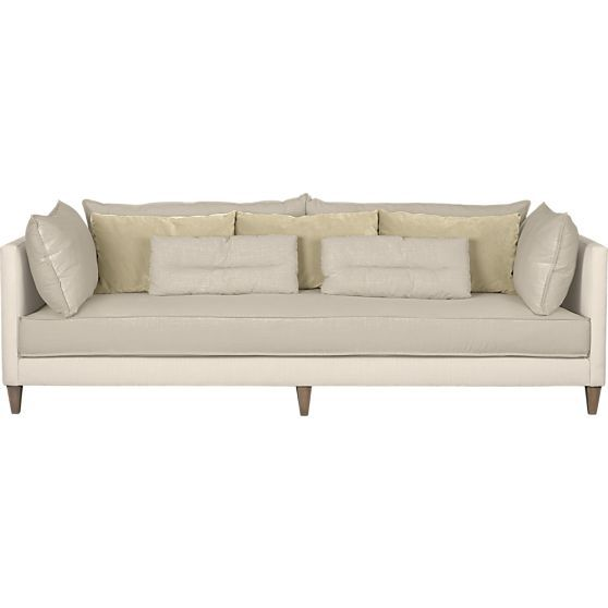 Asana Sofa In Sofas Crate And Barrel 3299 Houselist Pinterest