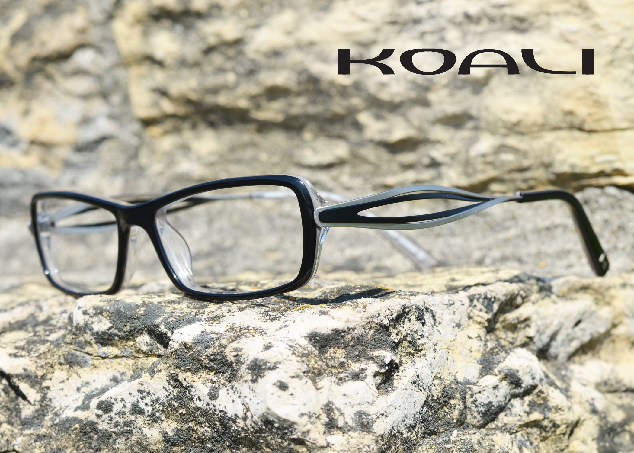 Twist it up with these cool temples! #koali #eyewear | Clothes ...