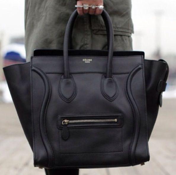 Celine.   Dream bag