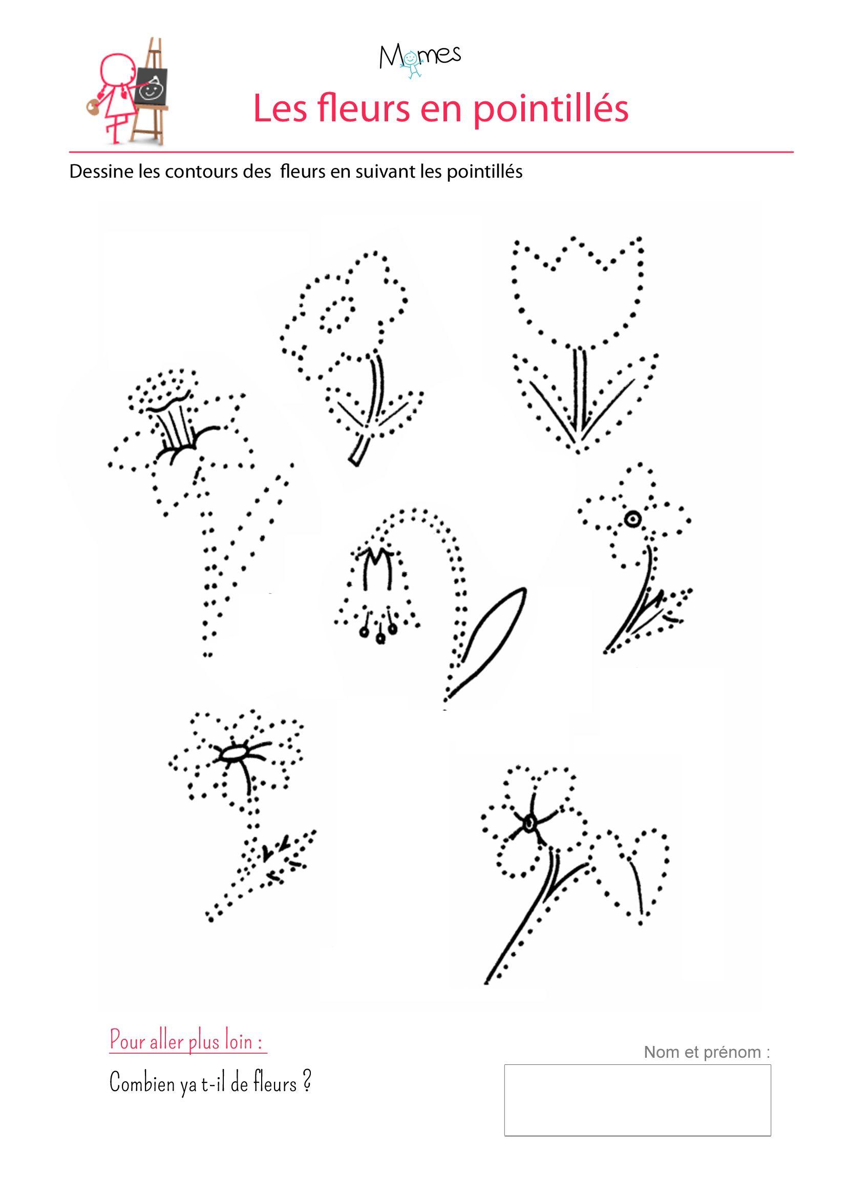 bouquet de pointill u00e9s