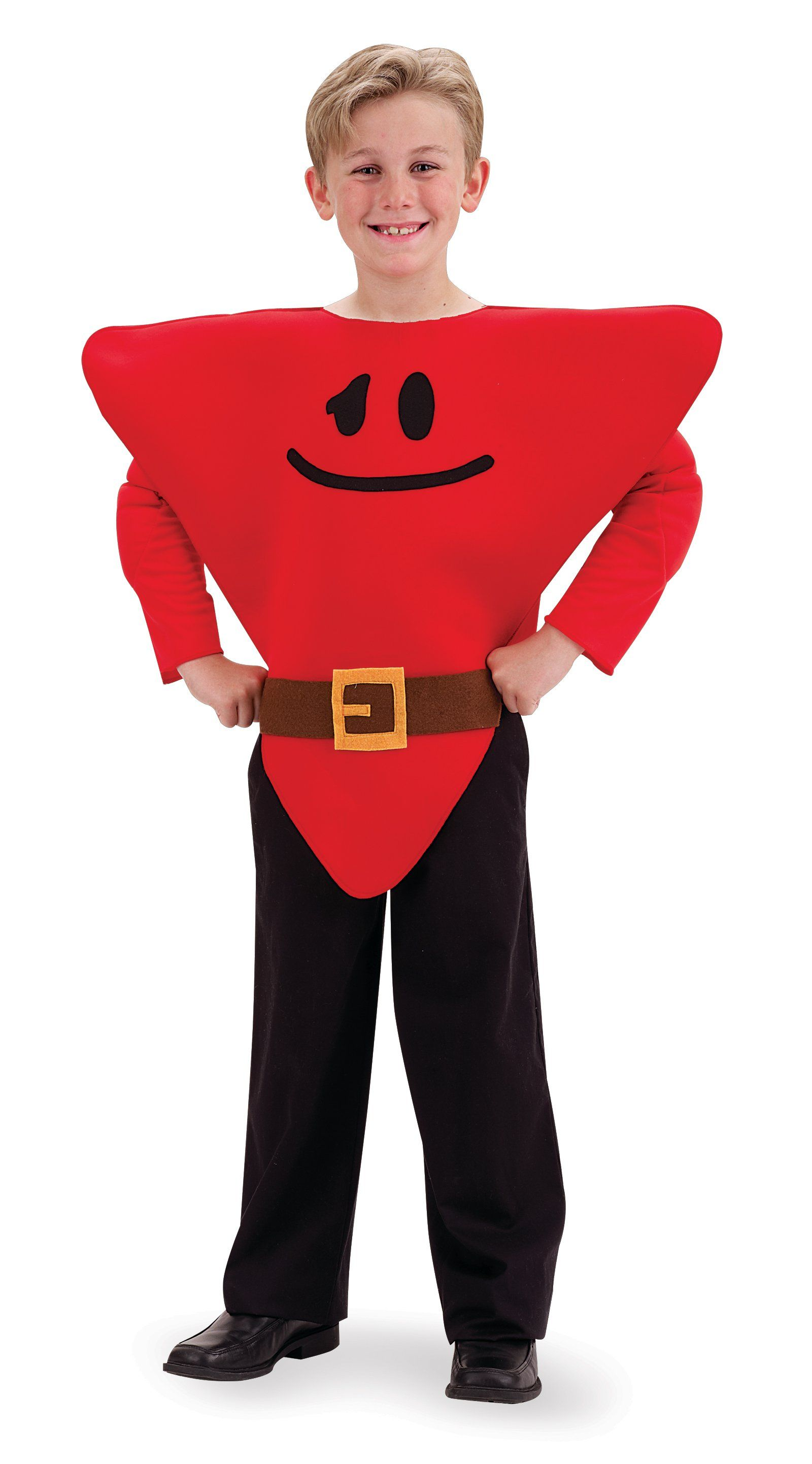 Mr Men and Little Miss Mr Strong Child Medium Costume (made of ...