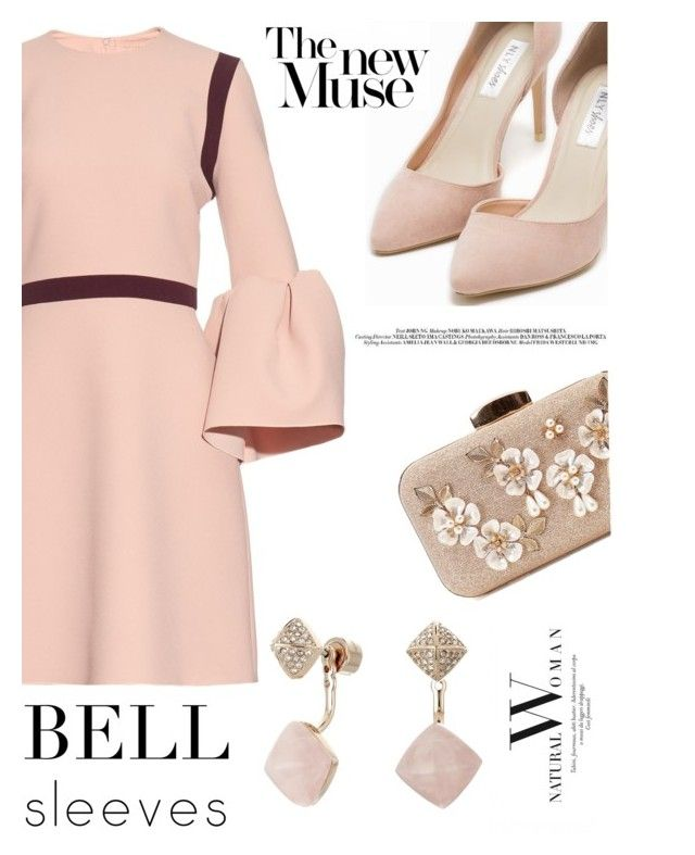 """""""The New Muse"""" by daisslovebeauty on Polyvore featuring Roksanda, Nly Shoes and Michael Kors"""