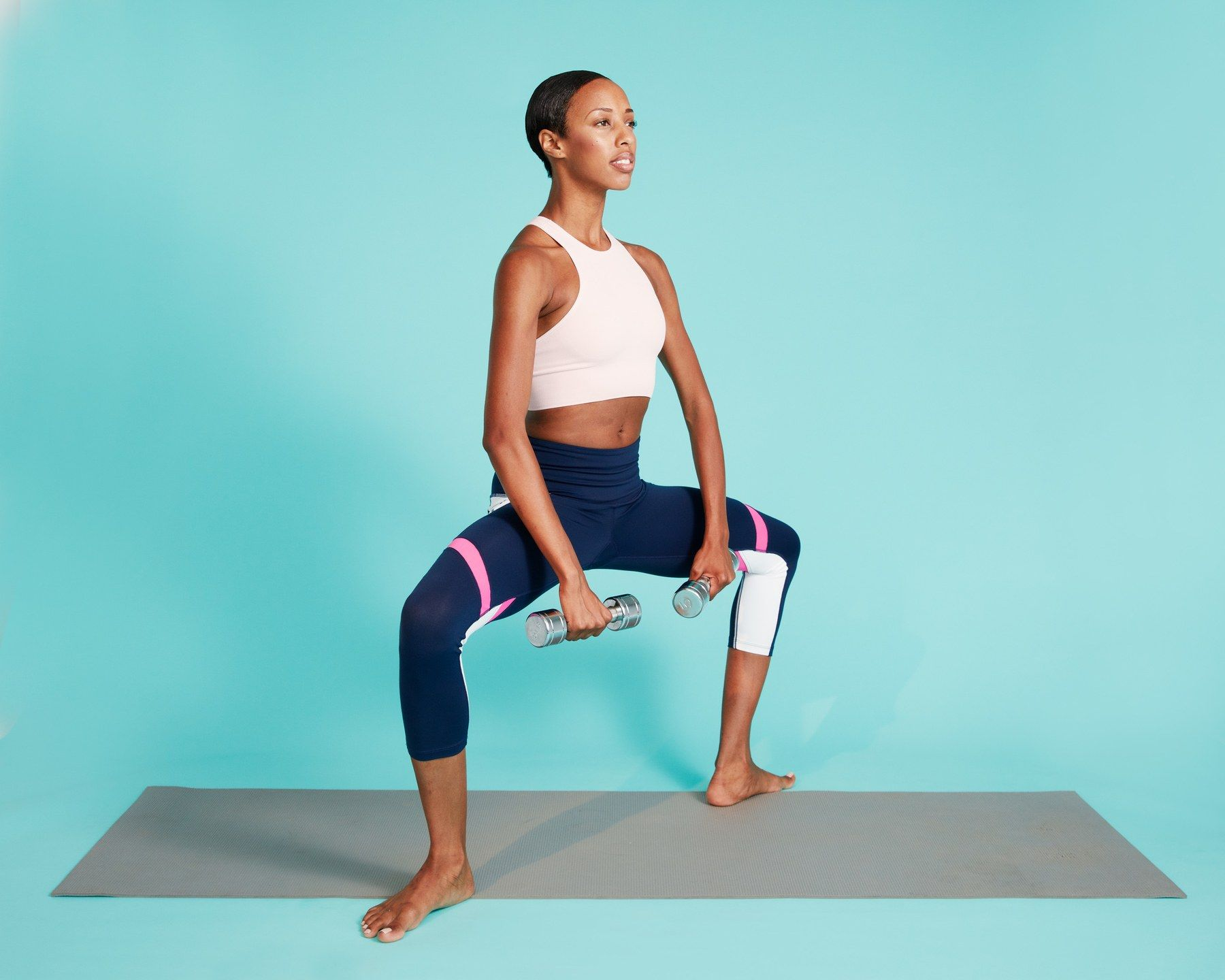 These five doanywhere barre moves will help you find your inner