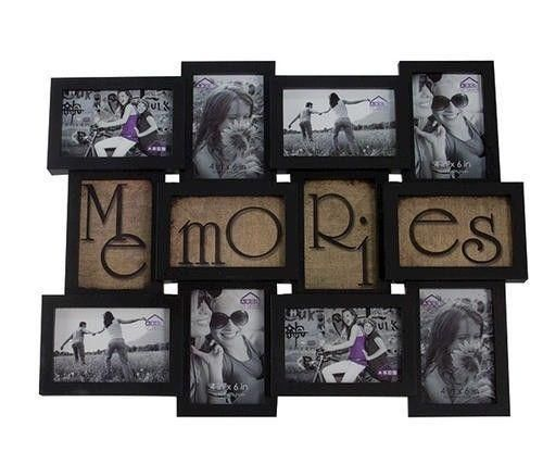 Wood Photo Frames Multiple Photos Google Search Fence Palings