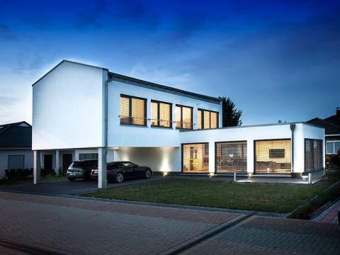 Fertighaus Villa 189 Baumeister haus, Haus und Style at home