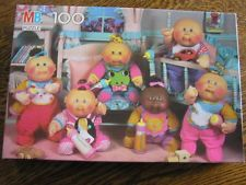 Cabbage patch jigsaw puzzle MB.