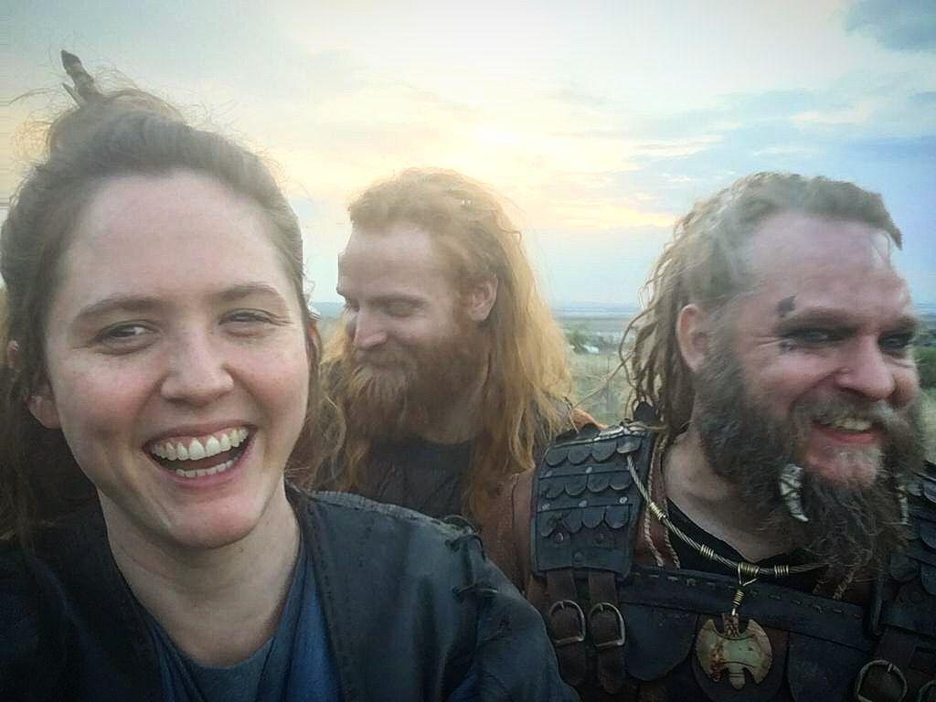 Magnus Bruun On Instagram Three Happy Vikings Announcing Season