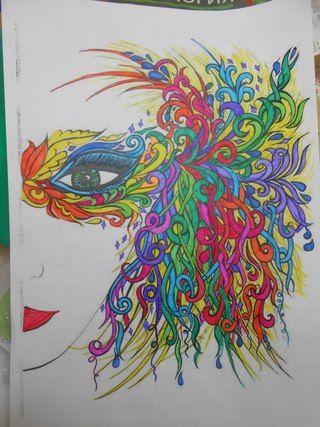 Антистресс раскраски для взрослых. Арт-терапия | Раскраски ...