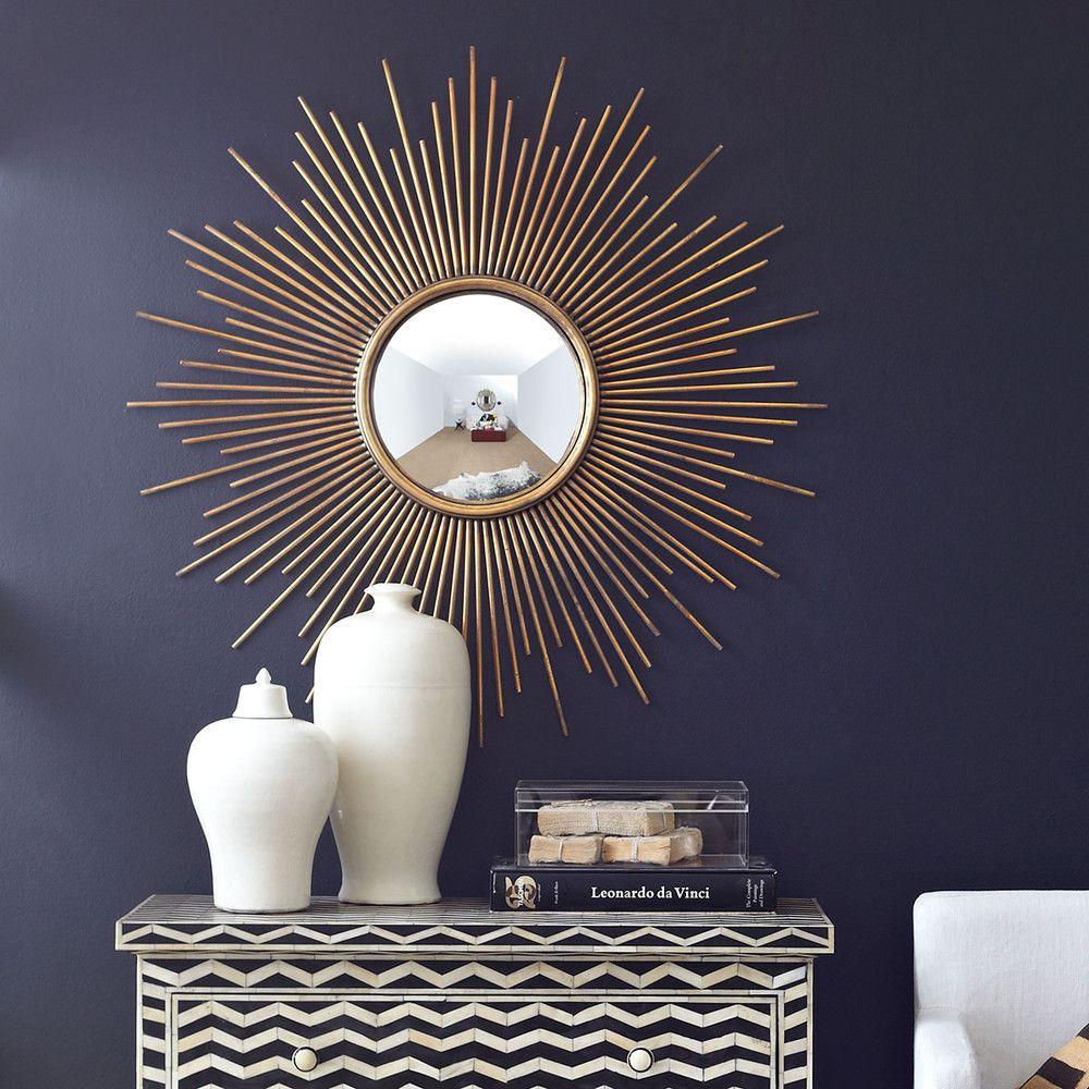 Innenarchitektur wohnzimmerfarbe dining room mirror