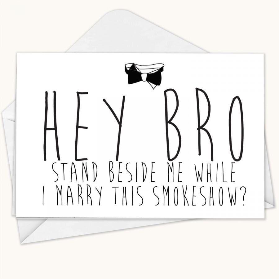 Funny groomsmen invitations groomsmen invitation funny