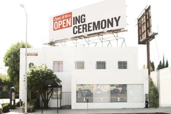 Opening Ceremony 451 N La Cienega Blvd Shops Time Out Los Angeles Opening Ceremony Los Angeles Shopping Ceremony