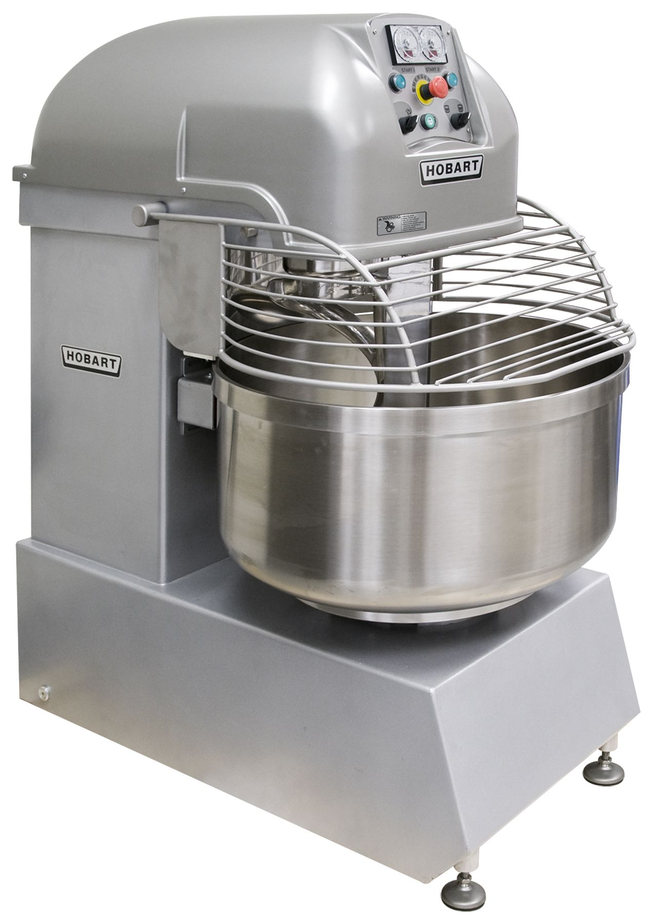 Hobart Spiral Mixers Designed Specifically For The Unique High