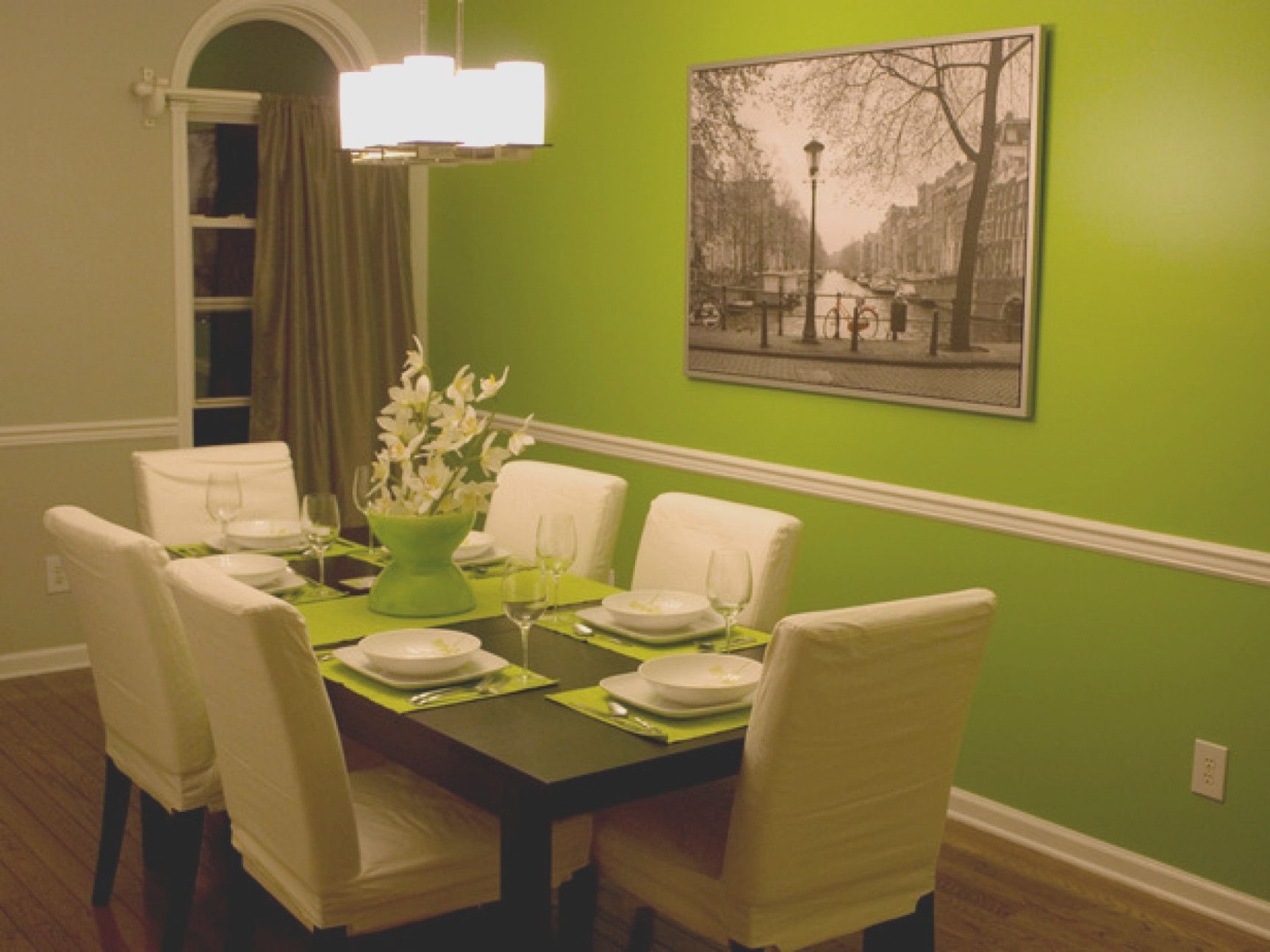Awesome Lime Green Dining Room Chairs Awesome Lime Green Dining Room Chairs Getting Dining Furni Green Dining Room Dining Room Paint Colors Dining Room Paint