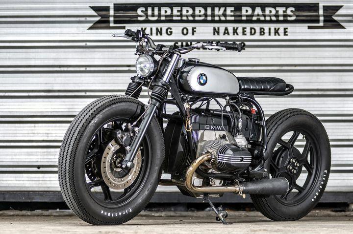 Bmw R80 Brat Style By K Speed Superbike Parts Dpm Pinterest
