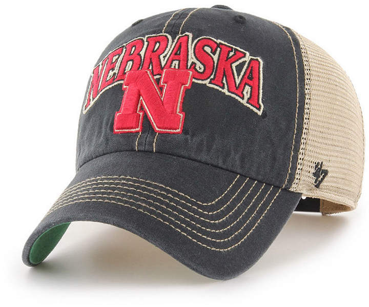 elegant shoes differently wholesale 47 Nebraska Cornhuskers Tuscaloosa Mesh Clean Up Cap | Boot shoes ...