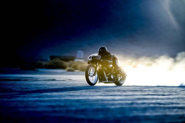 Indian Motorcycles Return to Bonneville